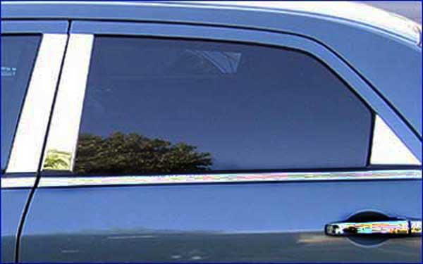 Pillar Post covers   Chrysler 300C